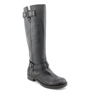 Kenneth Cole Reaction Love Seat Black Riding Boots Size 8 5 9 5 M