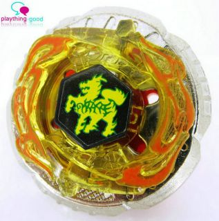 Beyblade Metal Fusion Fight 4D System BB116 A Jade Jupiter S130RB New