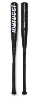 2012 Marucci Black Senior League Baseball Bat 32 27 MSB115 Black 5