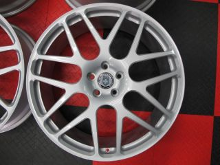 Maserati Gran Turismo 22 HRE P40L Wheels Forged 1 Piece Rims 22x9