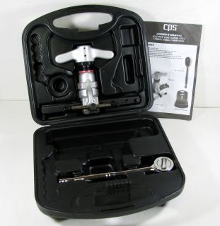 Pro Set FT800FN Imperial Concentric Flaring Tool Set w Ratchet