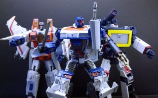 Transformers Custom Masterpiece Scale G1 Breakdown by Colosal Customs