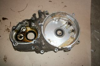 Honda ATC90 ATC 90 ATC110 110 Left Engine Motor Cover Gearcase
