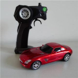 32 Official Authorized Mercedes Benz SLS AMG RC Car