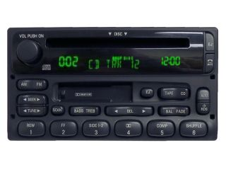 Mercury Mountaineer Ford Explorer Mach Radio CD Player RDS 2000 2001