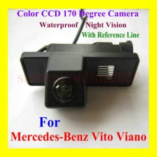CCD Rear View Reverse Camera Mercedes Benz Vito Viano