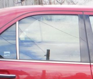 Mercedes Benz C Class W202 Passenger Right Side Rear Window Glass
