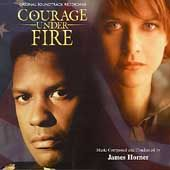 Courage Under Fire by James Horner CD, Jul 1996, EMI Angel USA