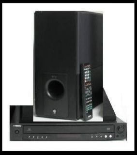 Yamaha DVX C300 5.1 Channel Home Theater System