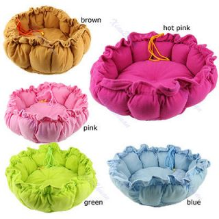 1PC Fashion Pet Puppy Dog Cat Soft Bed Sleeping Cozy Nest Bag Warm