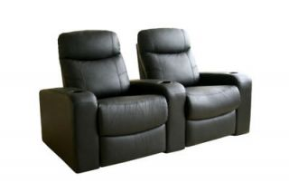 8326 Home Theater Seating Recliner Movie Chairs 2 Seats