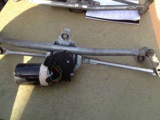 2001 VW GOLF MK4 1.4S 16V WIPER MOTOR & LINKAGE 1J2955113A BREAKING
