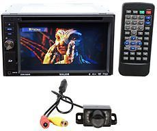 Valor DDN 868W 6.2 Car GPS Navigation, DVD Player, Bluetooth + Backup