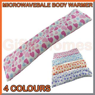 BODY WARMER BLANKET FLEECE BACK NECK MASSAGE HEAT PAD BODY WRAP