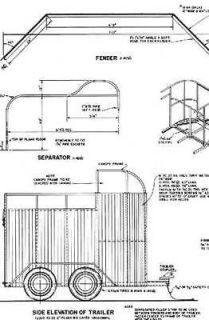Farm Plans Horse barns and trailers BBQ Smoker Chicken coop log cabin