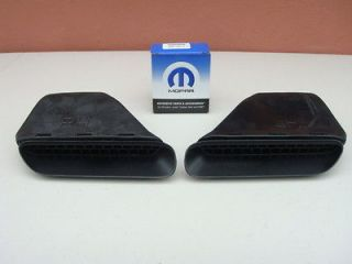 DODGE CHALLENGER 09   13 FRONT AIR FUNCTIONAL HOOD SCOOP SCOOPS R/T RT
