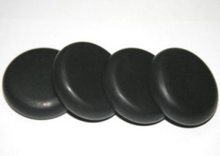 "25""Inch Diameter Hot Stone Massage Basalt Rocks round Stones 121G/PC"