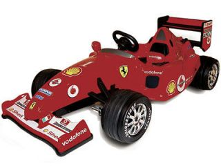 12 Volt Toys Toys Ferrari F1 Electric Battery Ride on Kids Toy Car