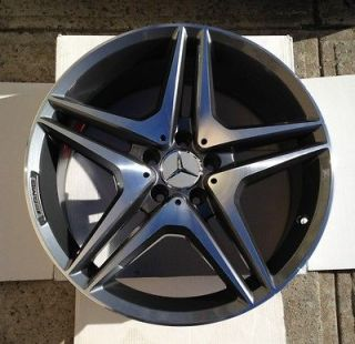18 AMG Style Wheels Mercedes Benz C300 350 250 Sedan Coupe 2008 & UP