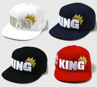 Base Ball Cap Hat Flat Brim Adjustable Snap Back Hip Hop Big Bang Kpop