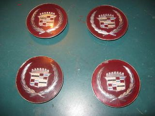 Newly listed Set of 4 CADILLAC Deville Seville Fleetwood Wire Wheel