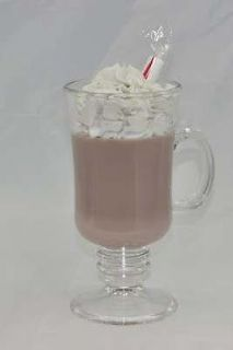 Hot Chocolate Peppermint Drink ~ Realistic Fake Food ~ Fun Holiday