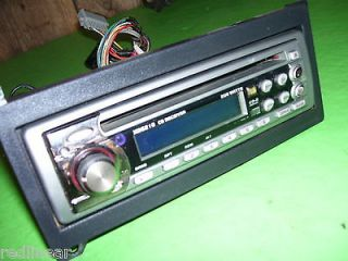 01 Dodge Ram am fm CD player radio stereo NAMSUNG XD6210 aftermarket