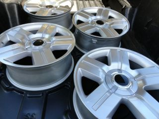 Wheels Rims for 2007 11 Chevy Silverado LTZ Texas Avalanche Tahoe NEW