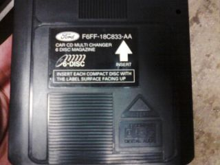 ford in Car CD Changers
