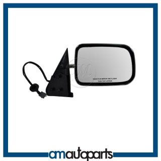 Dodge Ram 1500 2500 3500 Pickup Chrome Power Mirror RH Right Passenger