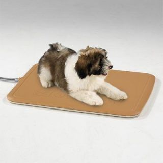 ProSelect Heated Dog Kennel Pads 2 SIZES 2 TEMP SETTINGS Ideal for