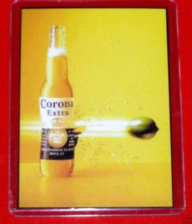 Corona Extra Lime Bullet Drink Beer Fridge Magnet