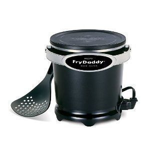 NEW Presto 05420 FryDaddy Electric Deep Fryer Aluminum Nonstick Easy