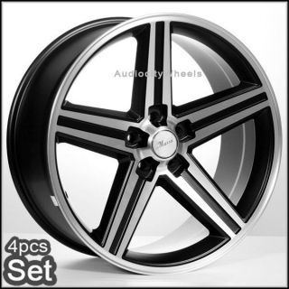22 IROC Wheels Rims Wheel 300C/Magnum/Charger/Challenger
