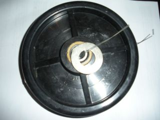 NEW JOHN DEERE MOWER DECK WHEEL AM107560