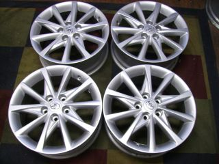Sienna Avalon Highlander Rav 4 Prius Factory Alloy Wheels Rims