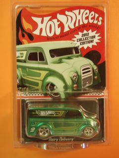 HOT WHEELS DAIRY DELIVERY 2012 TOYS R US MAIL IN TRU VAN MAIL IN *IN