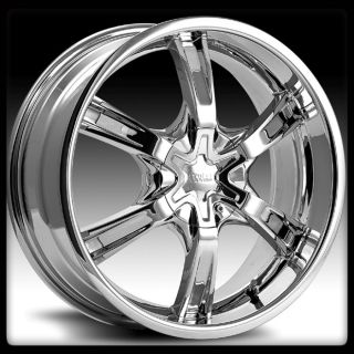 ALLOY 907C MAGNETO 5X100 5X4 5 MUSTANG ACCORD CHROME WHEELS RIMS