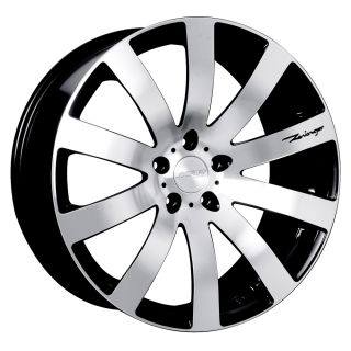 Style Black Wheels Rims Fit Mercedes CLK W208 W209 1996 2009