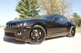 22 inch Staggered 2010 Camaro SS Lexani Rims Wheels