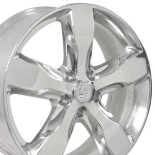 2011 2012 Jeep Grand Cherokee Wheels Rims Polished 20x8