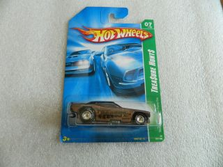 2008 Hot Wheels Dodge Challenger Funny Car Super Treasure Hunt