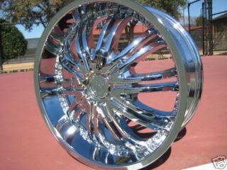 18 Chrome Wheels Rims Nissan Altima Maxima 300zx 350Z