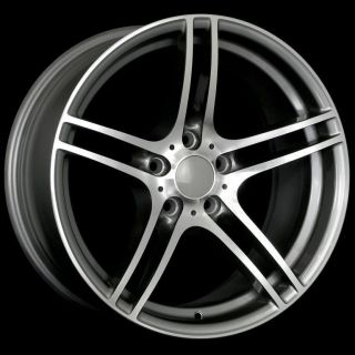 Style Staggered Wheels 5x120 Rim Fit BMW 335 2007 Present