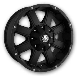6x135 Expedition Navigator F 150 Raptor Rims Wheels Matte Black