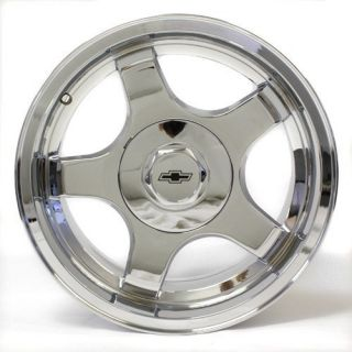 New 17 Chevy Impala SS Wheels Rims Chrome 5026 Set of 4