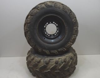 Polaris Sportsman 800 700 500 Rear Rims Tires 26 11 12
