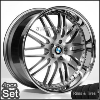 22inch Wheels and Tires BMW Staggered 6 7SERIES x5 Rims