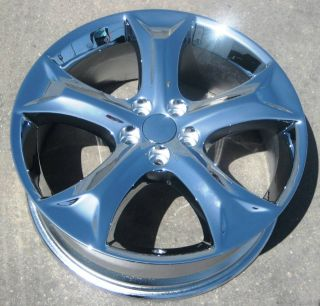 Your Stock 4 New 20 Factory Toyota Venza Chrome Wheels Rims
