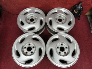 15 Toyota Previa Factory Wheels 91 92 93 94 95 96 97 Stock 1991 1997